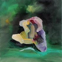 """""""6619"""", óleo sobre lienzo, 40 x 40 cm"""
