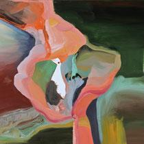 """""""22586"""", óleo y acrílico sobre lienzo, 73 x 97 cm"""