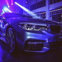 BMW: ПРЕЗЕНТАЦИЯ НОВОГО BMW 5 СЕРИИ