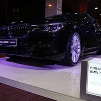 BMW: презентация 7 серии в Калининграде