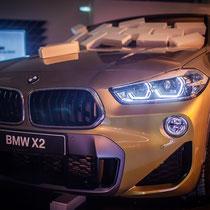 BMW: ПРЕЗЕНТАЦИЯ НОВОГО BMW X2