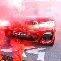 BMW: ПРЕЗЕНТАЦИЯ НОВОГО BMW X4