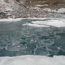 チャダル、凍れるザンスカール川