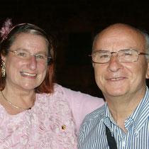 Mein Laudator in Italien Professore Fornaro