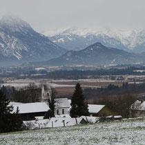 Hagen im Winter