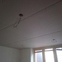 Schallschutzdecke Aufbau 2
