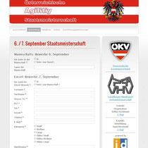 Agility Staatsmeisterschaft 2014