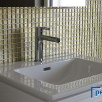 Badezimmer Plattenarbeiten Neubau