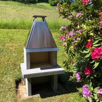 Bauen-eines-Gartencheminées-Schweiz