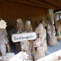 In der Dorotheenhütte gibt es nicht nur Glas