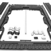 IRFTS Indach-Gestellsystem