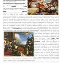"""""""GUERCINO"""" a cura della Dott.ssa Tamara Follesa sul Magazine di Arte & Cultura Veni Vidi Vici"""