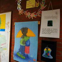 Kinderrechte Wand