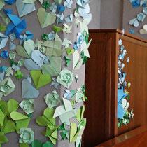 Progetto origami Natale 2017 Campalto Venezia