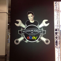 "Essen Motorshow ""Ebay Messestand"""