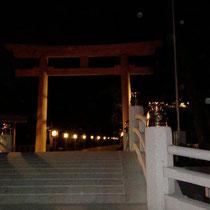 「寒川神社」の新しい「太鼓橋」には、ORBが沢山いまっしゅ!