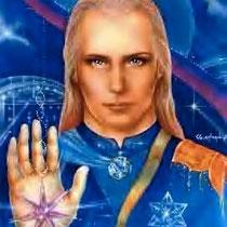 アシュター:Ashtarって「ノルディック型ヒューマノイド」の宇宙人みたいです。