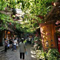Die Altstadt von Chongqing