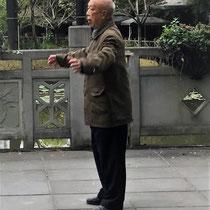 Taiji kennt kein Alter