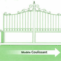 Amboise - coulissant