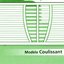 CAGNES - coulissant