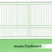 Auteuil - coulissant