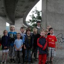 Mauerseglerprojekt Ronnewinkler Brücke