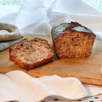 Banana Bread (...it's really a cake...)