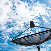 Satelliten-Anlagen