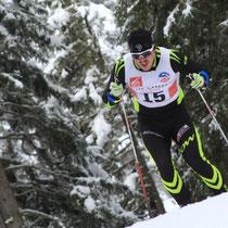 Stage à Davos début novembre, chrono d'entrainement