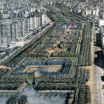 Old Turia riverbed gardens designs (1981)