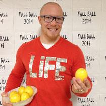 """""""When life gives you lemons, make lemonade!"""""""
