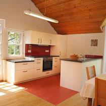 Geschmackvolle Wohnküche