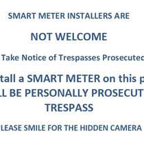 To Stop Smart Meters