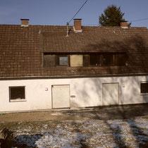 Bilder zur Komplettsanierung eines Doppelhauses in Birken-Honigsessen!