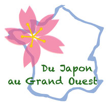 "Logo ""Du Japon au Grand Ouest"""