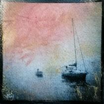 #301 - Bateaux-fantôme - 13x13 cm