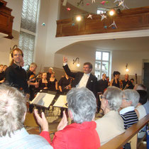Daniel.T. premier violon solo/ Konzertmeister