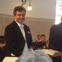 Volker Messerknecht Dirigent / Chef d'orchestre