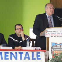 Jean-Jacques Lauga - Président du CASDIS