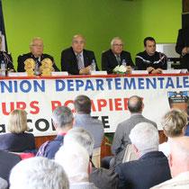 Pascal Coste - Président du conseil départemental de la Corrèze