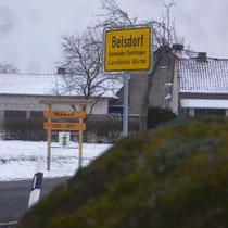 Belsdorf hat sich für sein Alter auch ganz gut gehalten