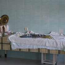 steriler Tisch