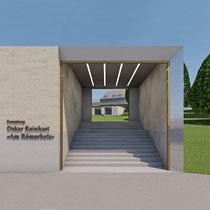 Museumserweiterung Sammlung Römerholz Winterthur
