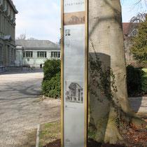 Informationstafel Stadthaus Winterthur