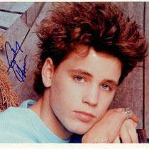 Corey Haim en los años de Jovenes Ocultos