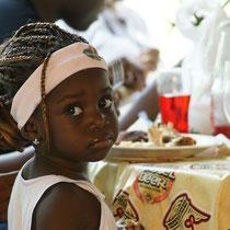 Week end en banlieue de Kinshasa