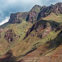 Parque nacional Los Cardones, Salta.