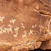 Petroglifos de los nativos