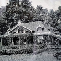 Antigua foto del Bialowieska Glade